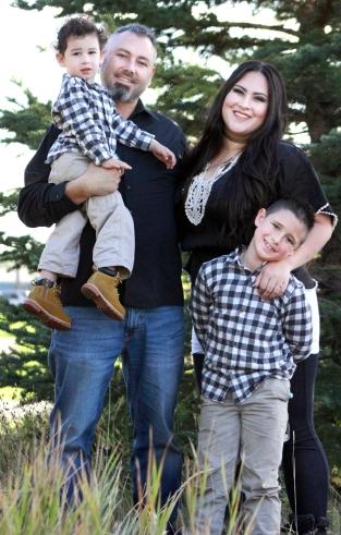 Spialek Family